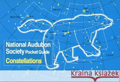National Audubon Society Pocket Guide: Constellations Gary Mechler National Audubon Society 9780679779988