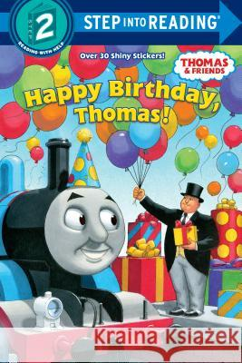 Happy Birthday, Thomas! (Thomas & Friends) Wilbert Vere Awdry Rev W. Awdry Owain Bell 9780679808091