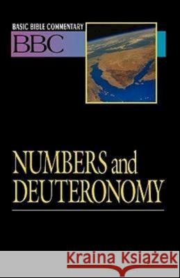 Basic Bible Commentary Numbers and Deuteronomy Abingdon Press                           Lynne M. Deming 9780687026227