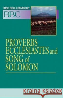 Proverbs, Ecclesiastes and Song of Solomon Abingdon Press                           Frank Johnson Lynne M. Deming 9780687026302
