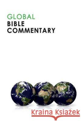 Global Bible Commentary Daniel M. Patte 9780687064038