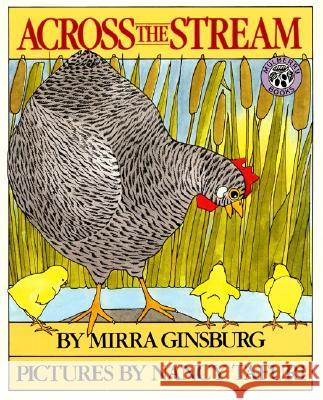 Across the Stream Mirra Ginsburg Nancy Tafuri 9780688104771