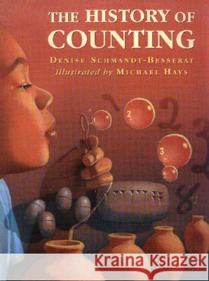 The History of Counting Denise Schmandt-Besserat Michael Hays 9780688141189