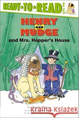 Henry and Mudge and Mrs. Hopper's House Cynthia Rylant Carolyn Bracken 9780689834462