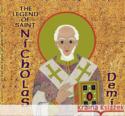 The Legend of Saint Nicholas Demi                                     Demi 9780689846816