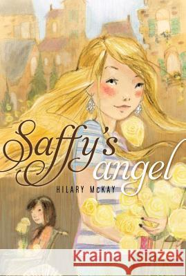 Saffy's Angel Hilary McKay 9780689849343