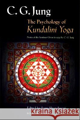 The Psychology of Kundalini Yoga: Notes of the Seminar Given in 1932 by C. G. Jung Carl Gustav Jung Sonu Shamdasani 9780691006765
