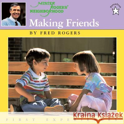 Making Friends Fred Rogers Jim Judkis 9780698114098 Putnam Publishing Group