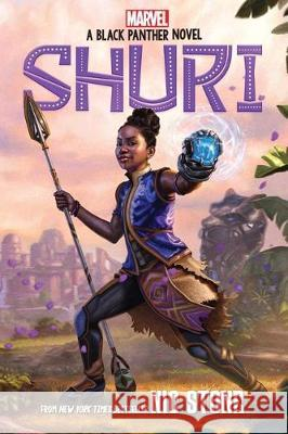Shuri: A Black Panther Novel (Marvel) Nic Stone   9780702301834