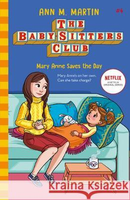 Mary Anne Saves the Day Ann M. Martin   9780702306297