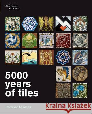 500 Years of Tiles  9780714150994