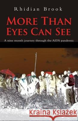 More Than Eyes Can See: A Nine-Month Journey Through the AIDS Pandemic Rhidian Brook 9780714531427