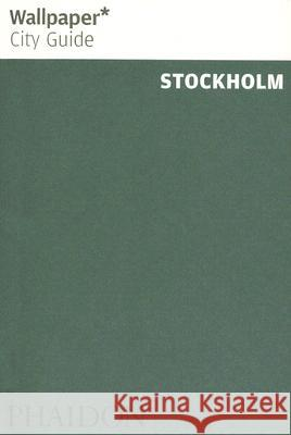 Stockholm Wallpaper City Guide Phaidon Press 9780714846989