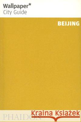 Beijing Wallpaper City Guide Phaidon Press 9780714847177