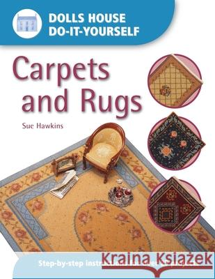 Carpets and Rugs Sue Hawkins 9780715314340