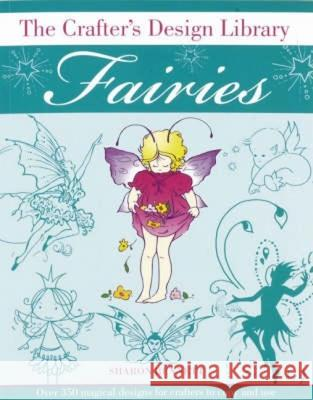 The Crafter's Design Library Fairies Sharon Bennett 9780715327159