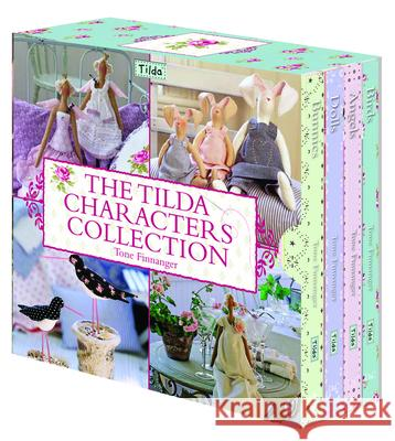 The Tilda Characters Collection Tone Finnanger 9780715338155