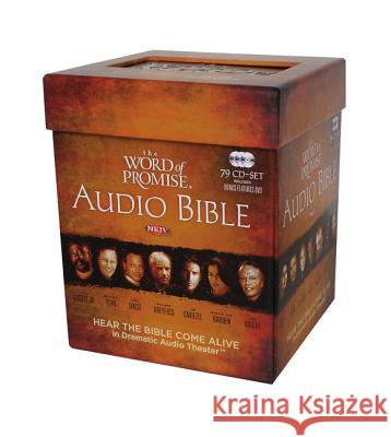Word of Promise-NKJV - audiobook Thomas Nelson Publishers 9780718024130