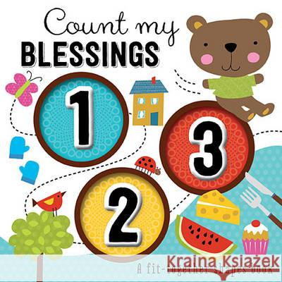 Count My Blessings 1-2-3 Thomas Nelson Publishers 9780718037871