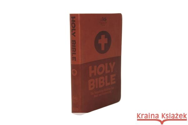 International Children's Bible - Brown Leathersoft Cover  9780718044022