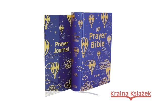 ICB Prayer Bible for Children - Navy and Gold Thomas Nelson 9780718075330