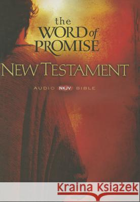 Word of Promise Scripted New Testament-NKJV Nelson Bibles 9780718081669