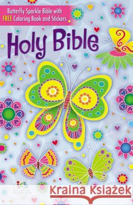 Butterfly Sparkle Bible-ICB  9780718085575