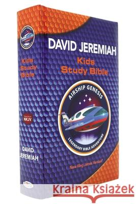 Airship Genesis Kids Study Bible  9780718086886