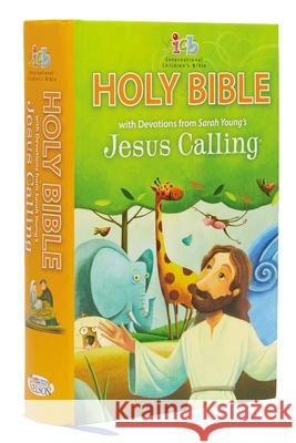 ICB Jesus Calling Bible for Children Sarah Young 9780718088989