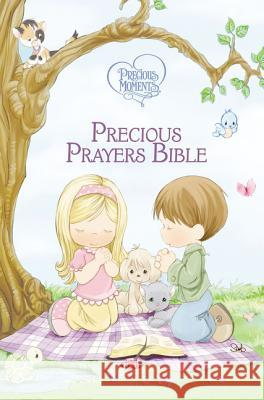 NKJV Precious Moments Precious Prayers Bible Thomas Nelson Publishers 9780718090647