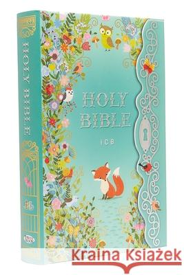 The ICB Blessed Garden Bible Thomas Nelson 9780718092207