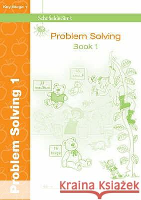 KS1 Problem Solving Book 1 Anne Forster 9780721709222