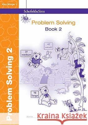 KS1 Problem Solving Book 2 Anne Forster 9780721709239