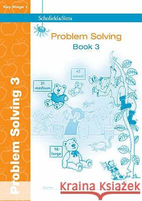 KS1 Problem Solving Book 3 Anne Forster 9780721709246