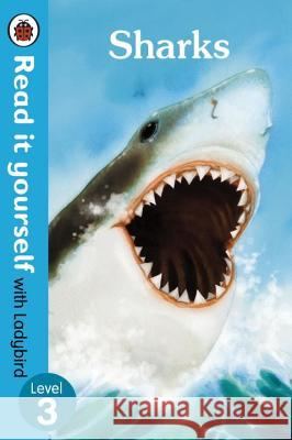 Sharks - Read it Yourself with Ladybird   9780723295129