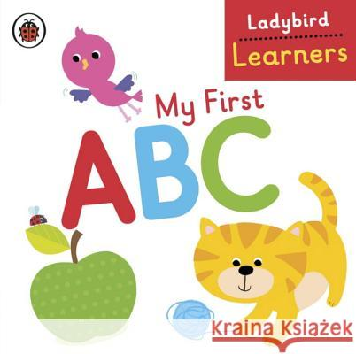 My First ABC: Ladybird Learners   9780723299608