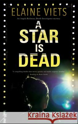 A Star is Dead Elaine Viets 9780727820051