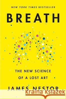 Breath: The Lost Art and Science of Our Most Misunderstood Function James Nestor 9780735213616