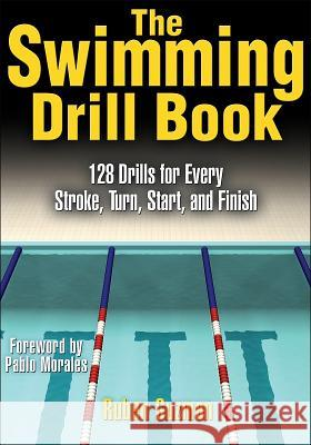 The Swimming Drill Book Ruben Guzman 9780736062510