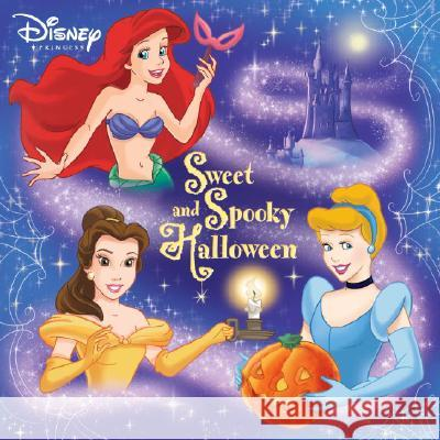 Sweet and Spooky Halloween (Disney Princess) Elisa Marrucchi 9780736424530