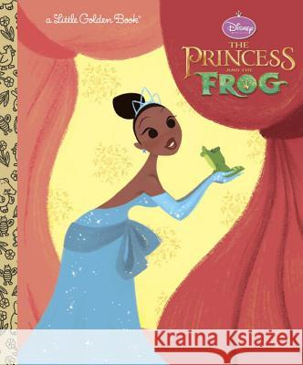 The Princess and the Frog Little Golden Book (Disney Princess and the Frog) Random House Disney                      Random House Disney 9780736426282