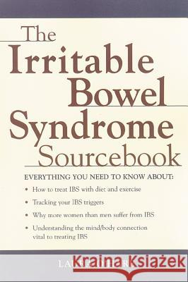 The Irritable Bowel Syndrome Sourcebook Laura O'Hare 9780737305531