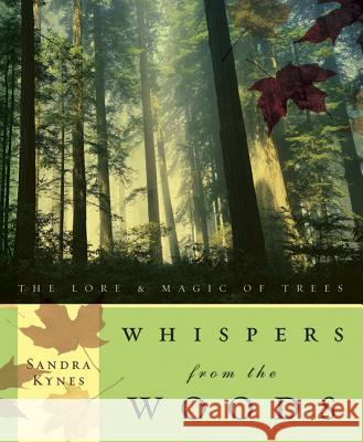 Whispers from the Woods: The Lore & Magic of Trees Sandra Kynes 9780738707815