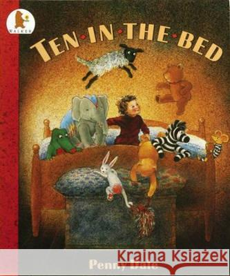 Ten in the Bed Penny Dale 9780744563252 0