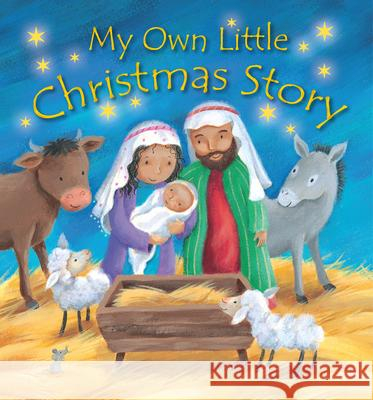 My Own Little Christmas Story Christina Goodings 9780745962955