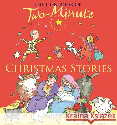 The Lion Book of Two-Minute Christmas Stories Elena Pasquali 9780745963297