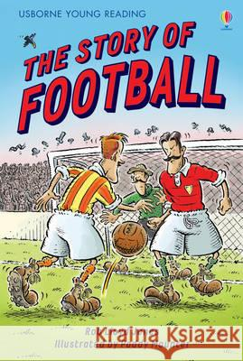 Story of Football Mike Gordon 9780746077085