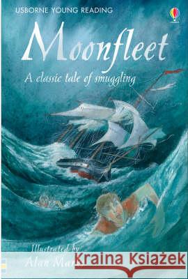 Moonfleet Rob Lloyd Jones 9780746084410