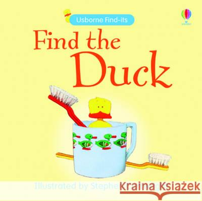Find the Duck Claudia Zeff 9780746086568