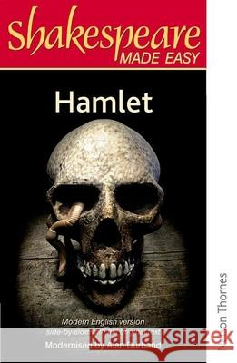 Shakespeare Made Easy - Hamlet A Durband 9780748703463 0